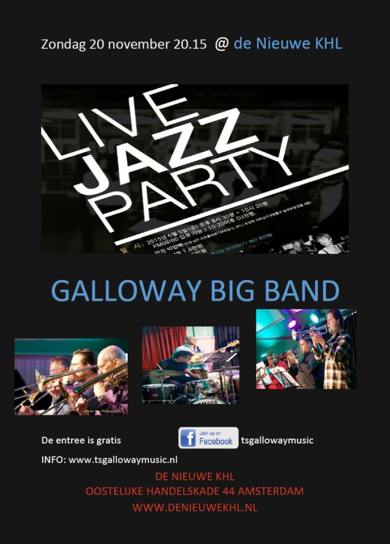 galloway-big-band